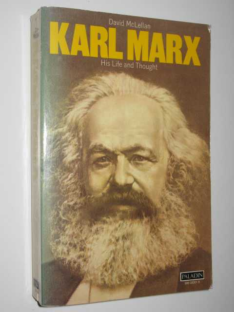 Image for Karl Marx: His Life & Thought