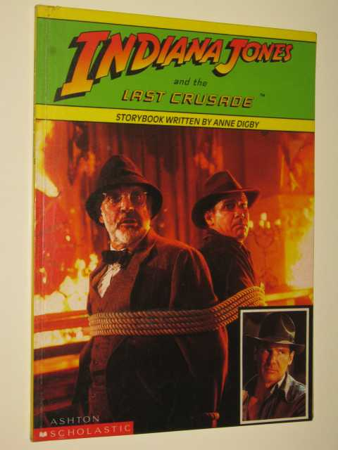 Image for Indiana Jones And The Last Crusade