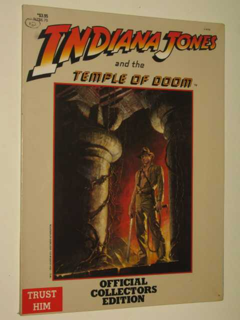 Image for Indiana Jones And The Temple Of Doom : Official Collectors Edition