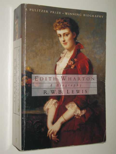 Image for Edith Wharton: A Biography