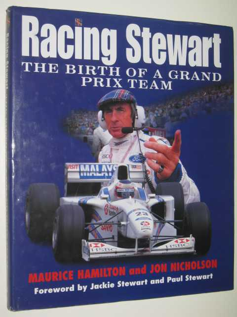 Image for Racing Stewart: The Birth Of A Grand Prix Team
