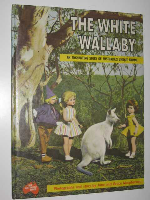 Image for The White Wallaby - True Australian Series #105