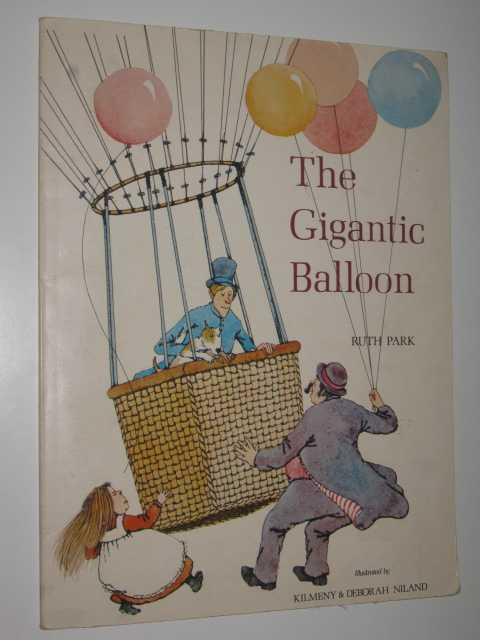 Image for The Gigantic Balloon