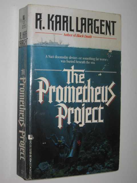 Image for The Prometheus Project