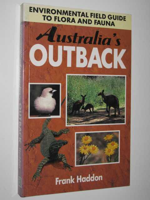 Image for Australia's Outback : Environmental Field Guide