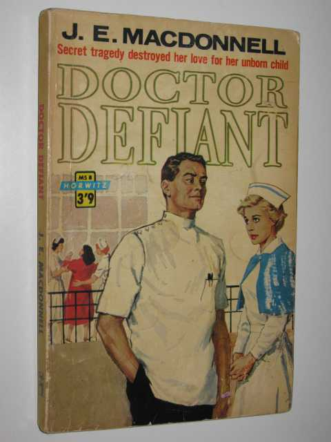 Image for Doctor Defiant