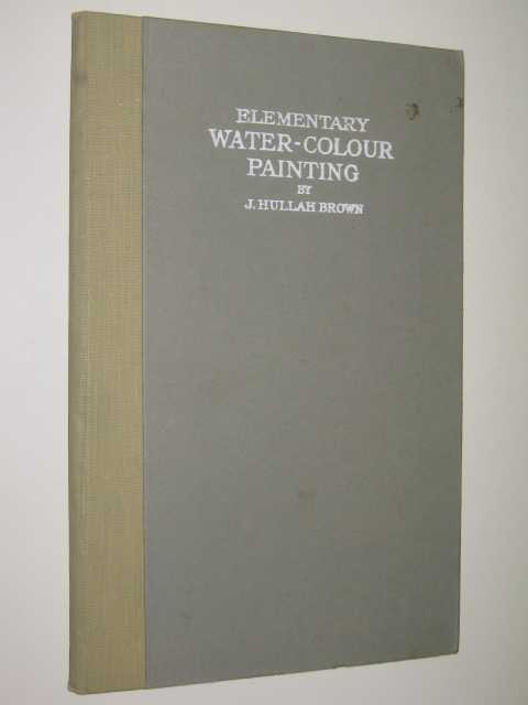 Image for Elementary Water-Colour Painting