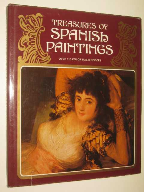 Image for Treasures Of Spanish Paintings