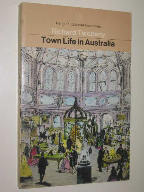 Image for Town Life In Australia