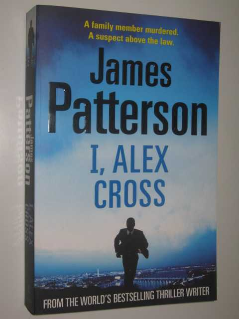 Image for I, Alex Cross - Alex Cross Series #16
