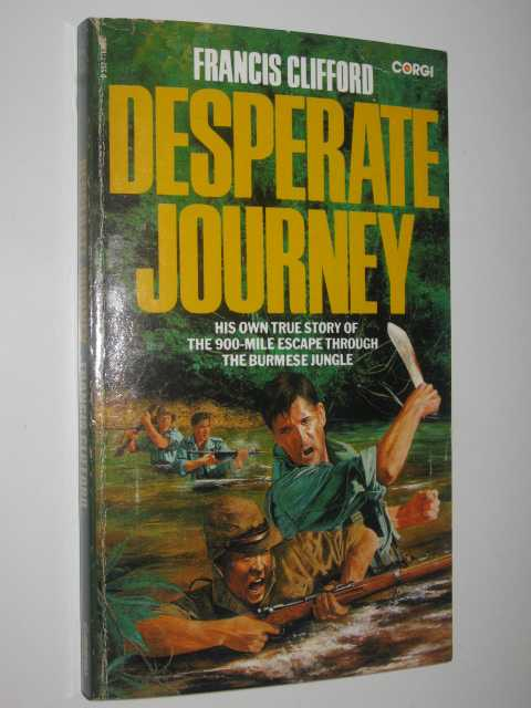 Image for Desperate Journey