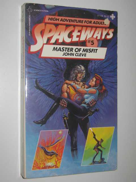 Image for Master of Misfit - Spaceways Series #5