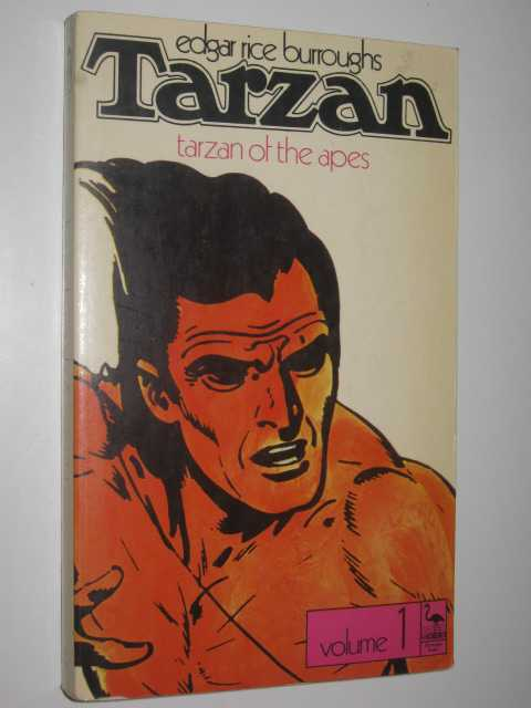 Image for Tarzan of the Apes - Tarzan Series #1