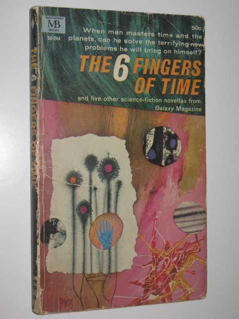 Image for The 6 Fingers of Time and Other Stories