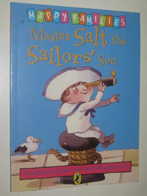 Image for Master Salt the Sailors' Son