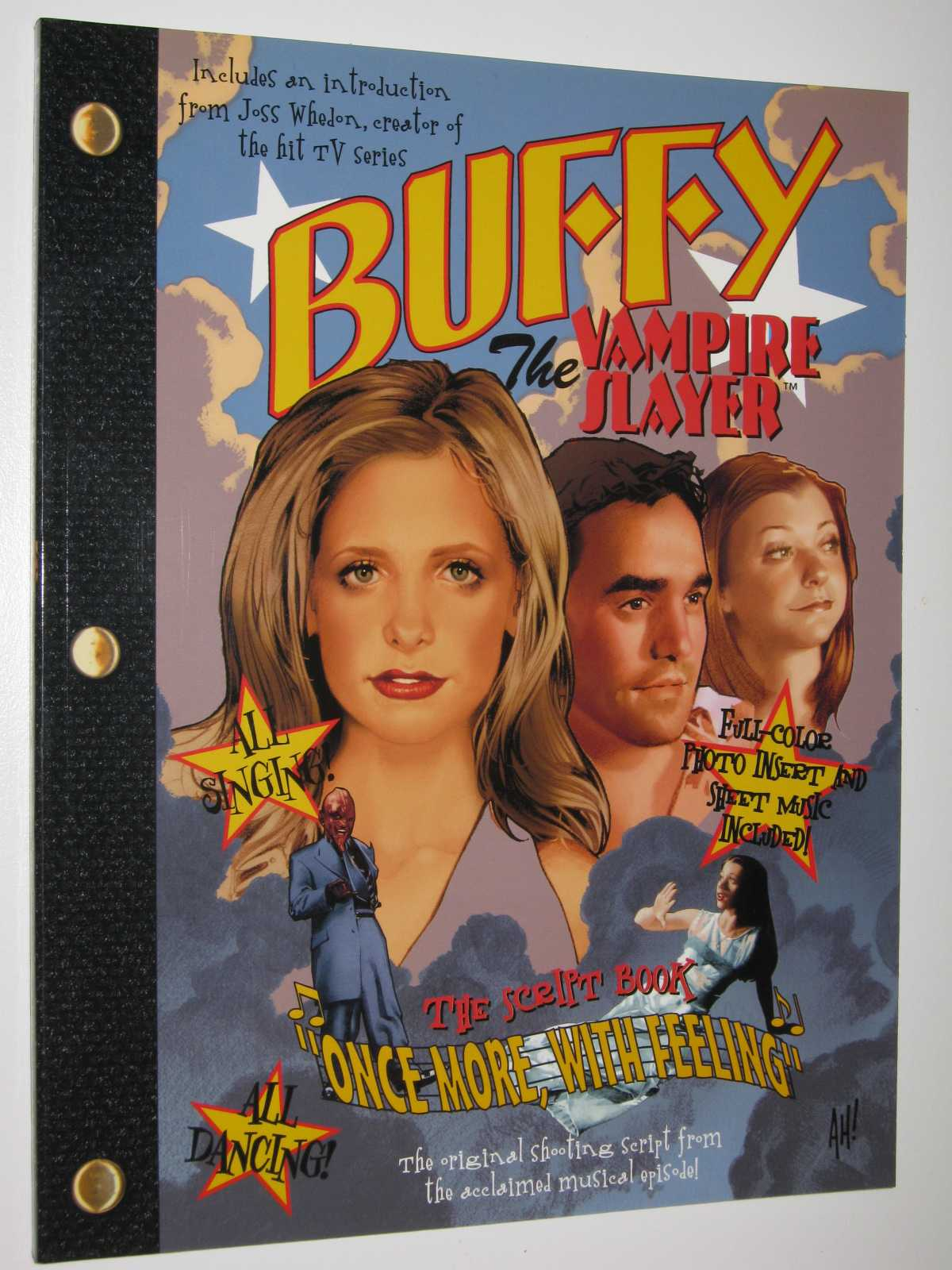 Image for Once More With Feeling - Buffy the Vampire Slayer Series