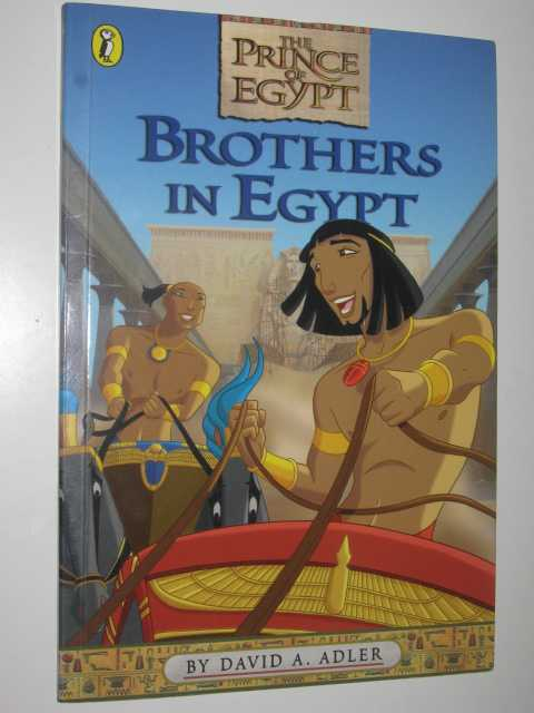 Image for Brothers in Egypt : The Prince of Egypt series