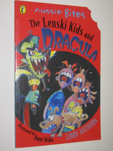 Image for The Lenski Kids and Dracula - Aussie Bites Series