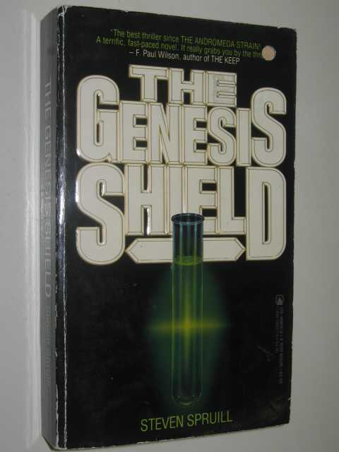 Image for The Genesis Shield