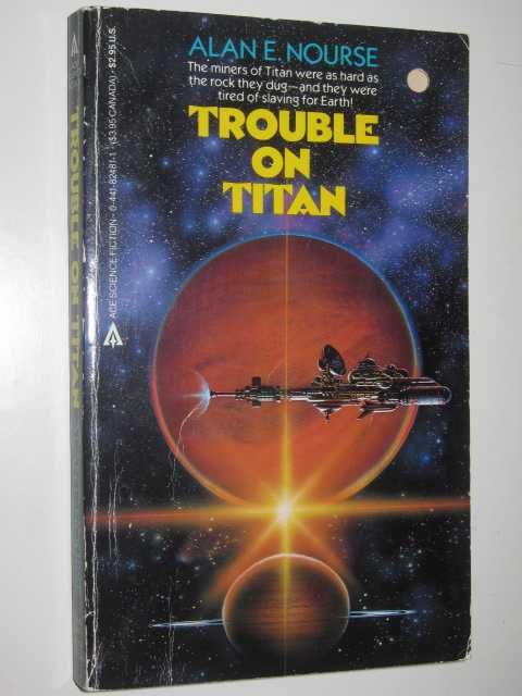 Image for Trouble on Titan