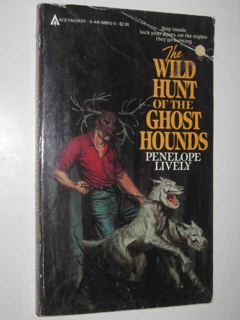 Image for The Wild Hunt of the Ghost Hounds