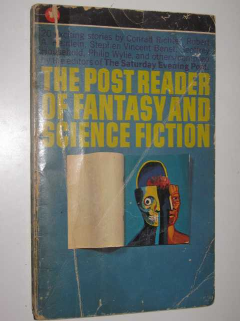 Image for The Post Reader of Fantasy and Science Fiction