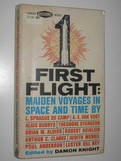 Image for First Flight : Maiden Voyages in Space and Time