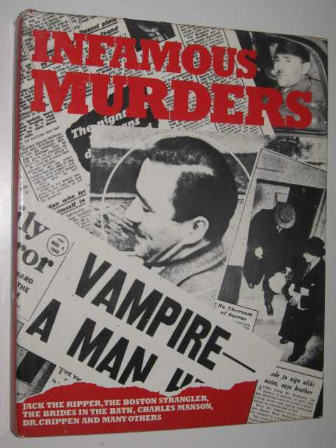 Image for Infamous Murders
