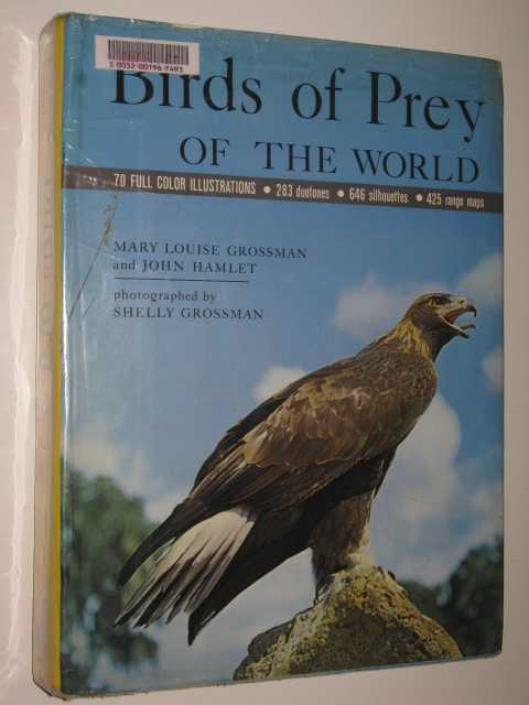 Image for Birds of Prey of the World