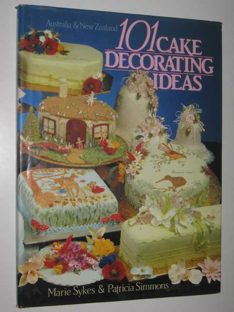 Image for 101 Cake Decorating Ideas - Child and Henry Cake Decorating Series