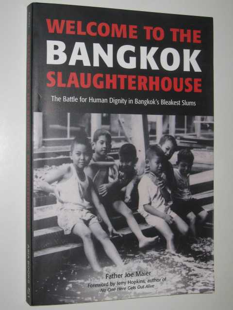 Image for Welcome to the Bangkok Slaughterhouse