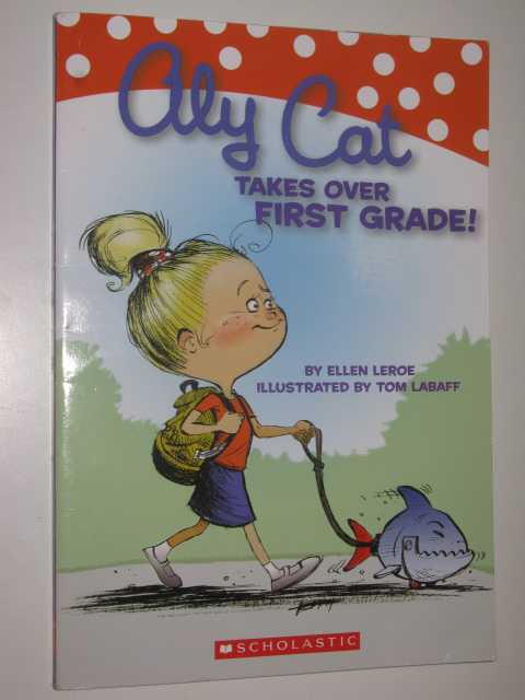 Image for Ally Cat Takes Over First Grade