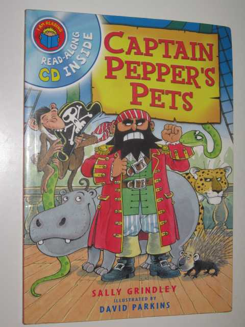 Image for Captain Pepper's Pets