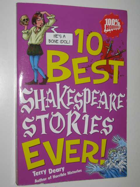 Image for 10 Best Shakespeare Stories Ever!