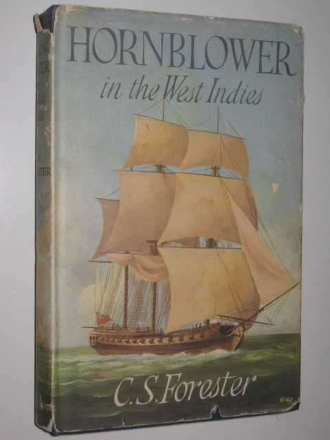 Image for Hornblower in the West Indies