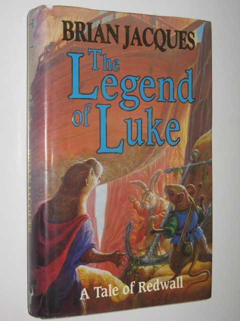 Image for The Legend of Luke - A Tale of Redwall Series #12