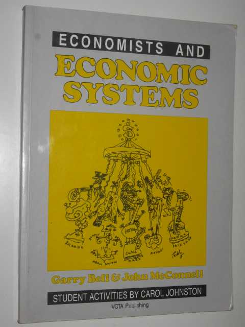 Image for Economists and Economic Systems