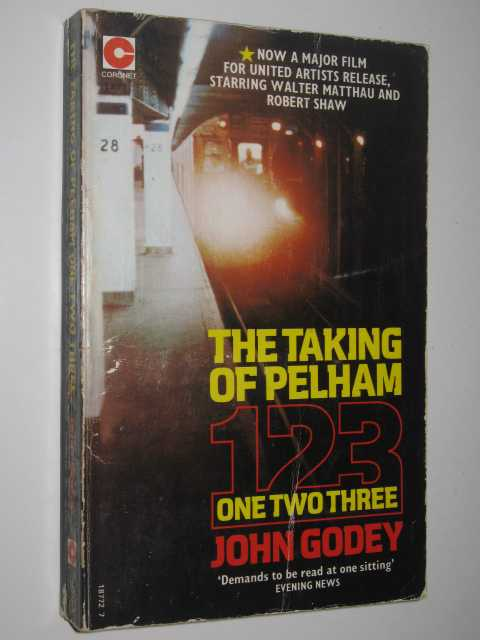 Image for The taking of Pelham One Two Three