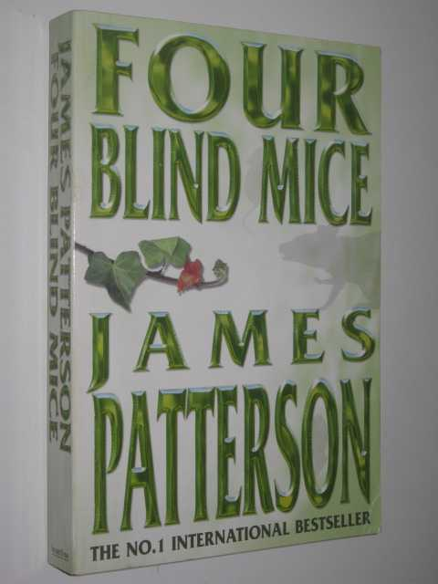 Image for Four Blind Mice - Alex Cross Series #8