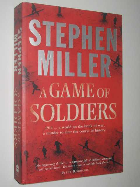 Image for A Game Of Soldiers