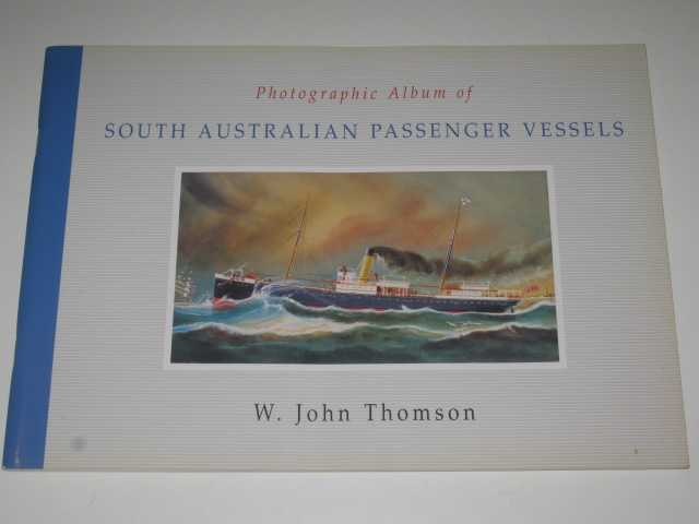 Image for Photographic Album of South Australian Passenger Vessels