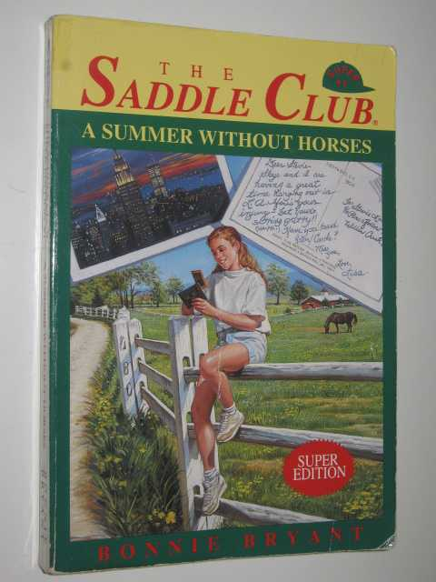 Image for A Summer Without Horses - The Saddle Club SE#1 Series