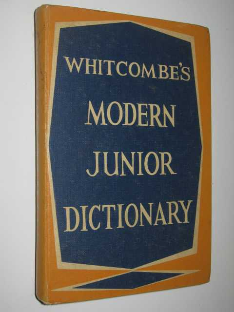 Image for A Modern Junior Dictionary