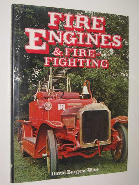 Image for Fire Engines and Fire-Fighting