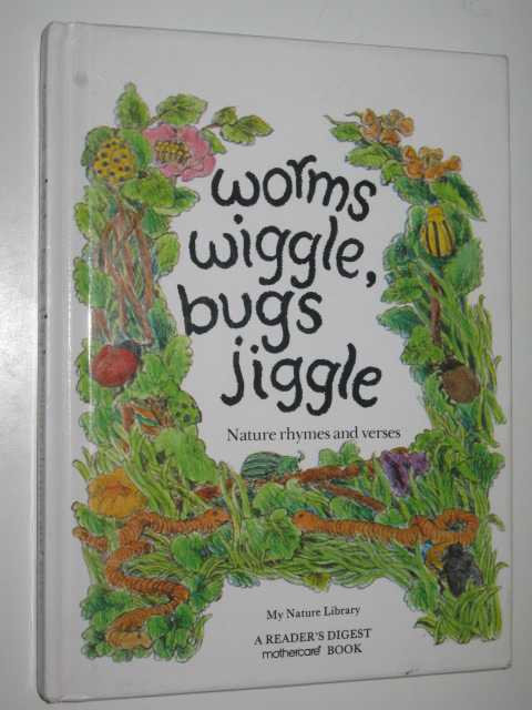 Image for Worms Wiggle, Bugs Jiggle : Nature Rhymes and Verses