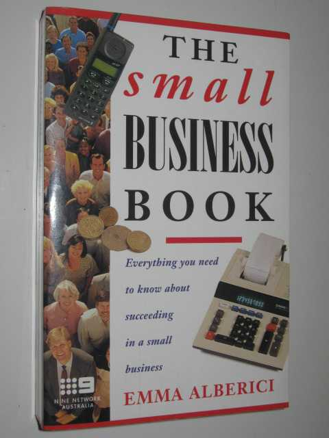 Image for The Small Business Book