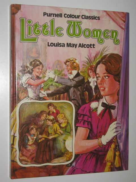 Image for Louisa May Alcott's Little Women