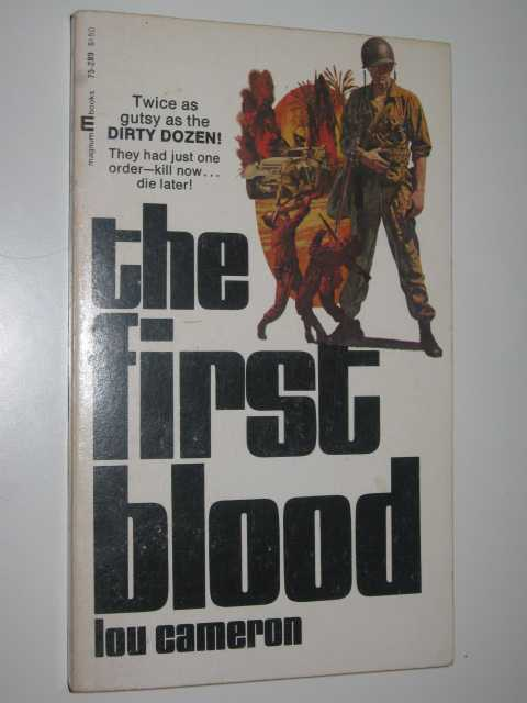 Image for The First Blood