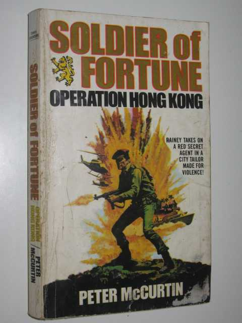 Image for Operation Hong Kong - Soldier Of Fortune Series