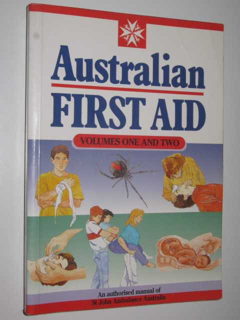 Image for Australian First Aid Volumes One and Two